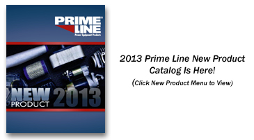 2013 Prime Line New Products